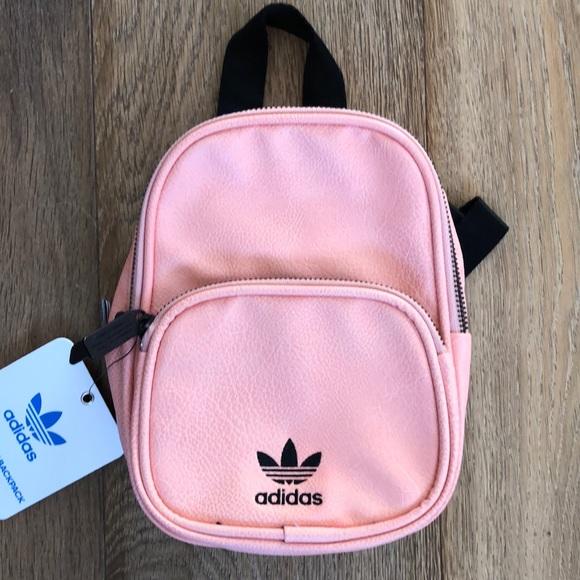 wholesale dealer 89a87 7ec27 adidas Originals Mini PU leather backpack